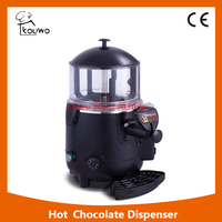 hot sale commercial mini kitchen appliance table counter top 5 liter chocolate melting machine for drink dispenser