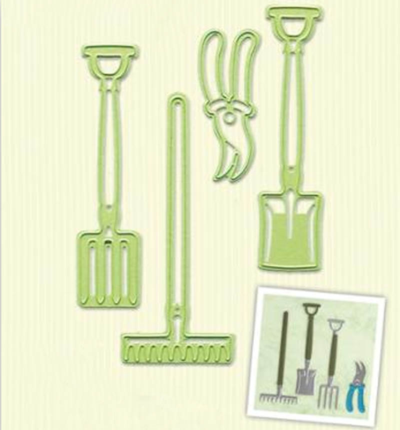 1 Set Numbers Cutting Dies Stencil Cards Making Tools Handmade Paper Crafts