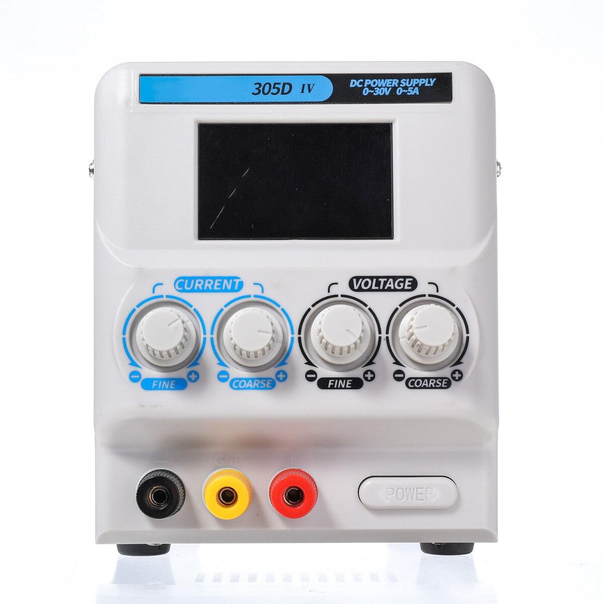 Mini alimentation numérique réglable 30 V 5A alimentation à découpage de laboratoire 220 V-240 V alimentation cc réglable