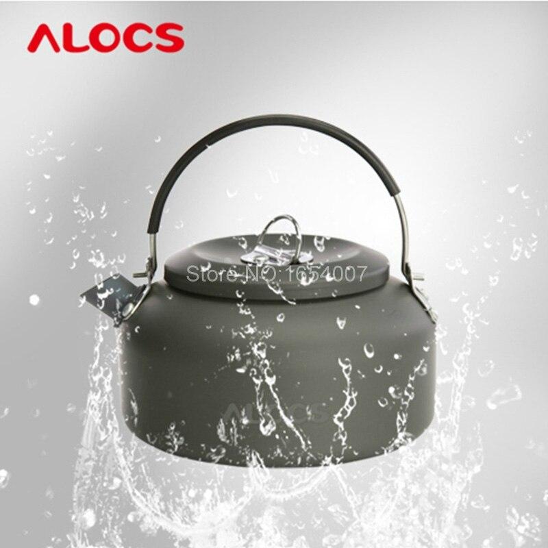 ALOCS cw-k02/K03 0.8l/1.4l Новое поступление открытый Кофе Чай чайники Кемпинг горшок Кухонная посуда Посуда туризма Посуда для туризма