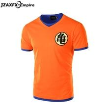 Мужская Dragon Ball футболка Мода Дизайн Dragon Ball Мастер Роши Рисунок Лето Camiseta Рубашки 3D футболка для Мужчин косплей