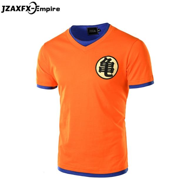 Mens Dragon Ball T Shirt Fashion Design Master Roshi Pattern Summer