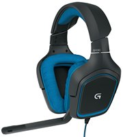 Logitech G430 Surround Sound Gaming Headset With Dolby 7 1 Technology
