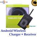 Kit carregador sem fio universal qi de carregamento sem fio pad receiver definido para android telefone universal para huawei xiaomi htc sony