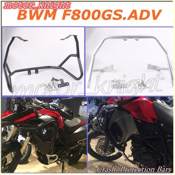For BMW F800GS.ADV. 2014-2016 Motorcycle Crash Protection Bars Engine Guards