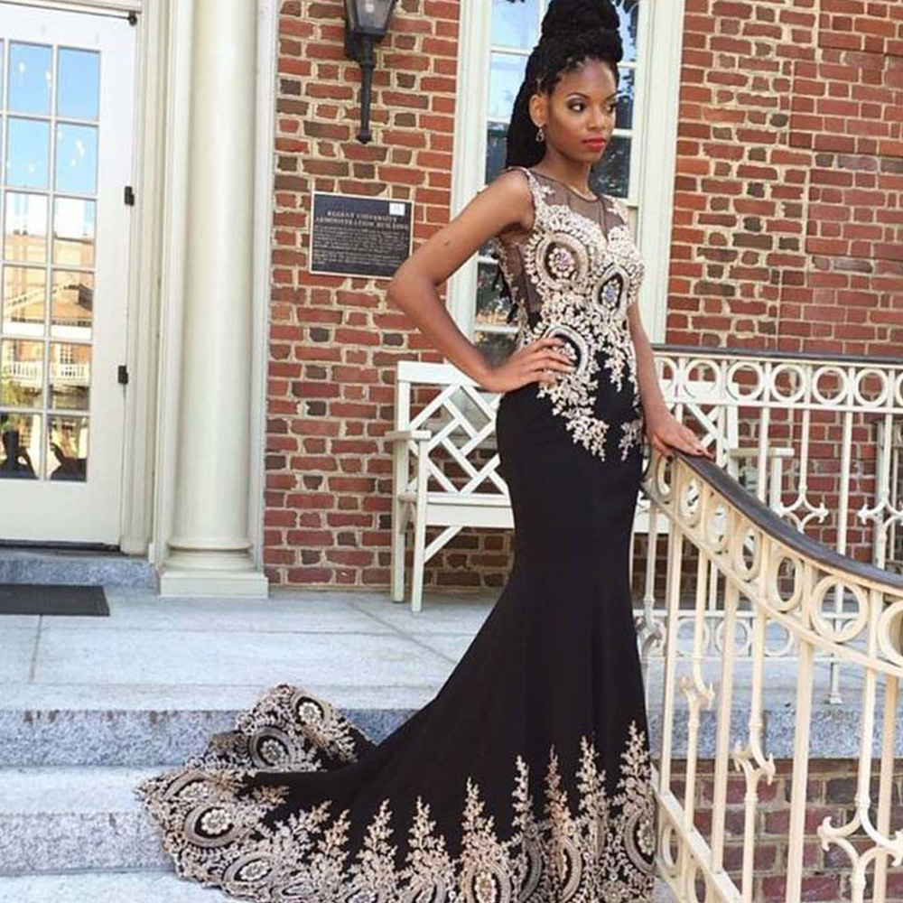 African Lace Dresses Formal