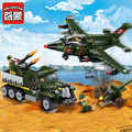 1710 Ciudad Serie Militar de Combate SWAT Policía construcción ladrillos Compatibles Lepin ciudad juguetes para los niños