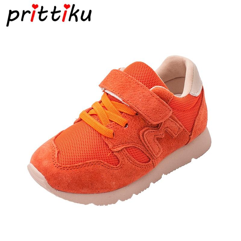 Toddler Boy Casual Genuine Leather Spring Sneaker Little Girl Black School Stud Summer Trainer Big Kid Sport Fashion Autumn Shoe