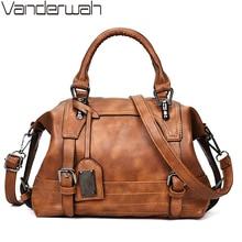 Women Bag Vintage Shoulder Bag Luxury Ha