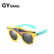 6004190794f GYsnail Kids Cartoon Sunglasses Children Travel Outdoor Silica Gel Polarized  Sun Glasses Goys Girls TR90 Goggles Oculos De Sol
