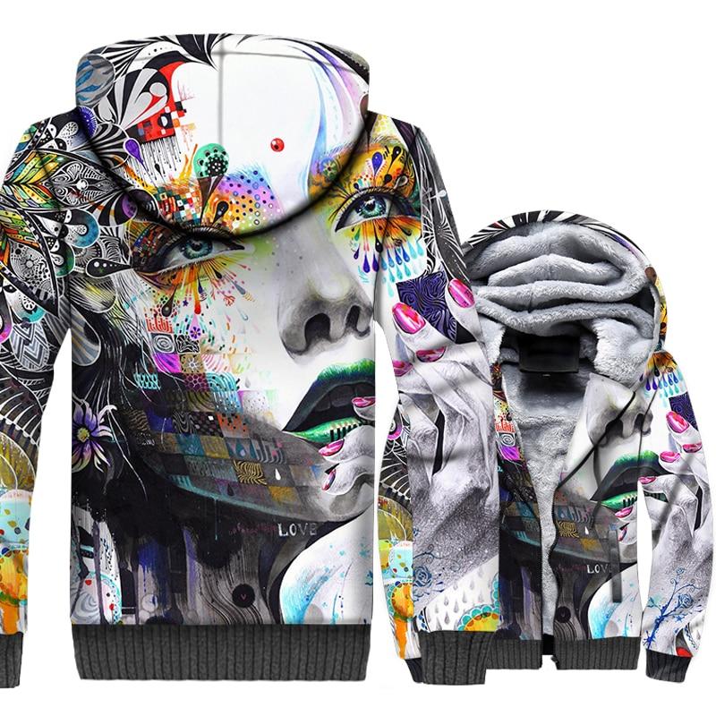 Catwoman Spiderman Super Hero Hoodie Man Spring Hoodie Men's Jacket Casual Sportswear Tracksuit Streetwear Hot Sale Zip Coats