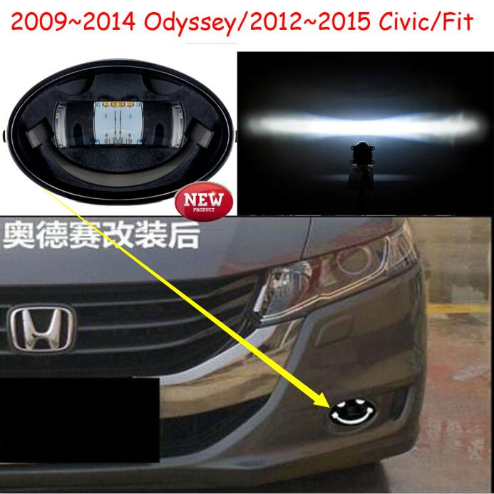 2009~2013 Fit daytime light,Jazz;XRV fog light,Free ship!LED,2009~2014 Odysey fog light,2ps;2012~2015 Civi light,2pcs/set,XR-V teana fog light 2pcs set led sylphy daytime light free ship livina fog light