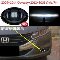 2009 2013 Fit Daytime Light Jazz Free Ship LED 2009 2014 Odysey Fog Light 2ps Set