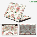 2017 Burst Sells Laptop Stickers All Cover PVC Skins Waterproof ABC Sides+Keys+Key Interstice Stickers For Acer S3-391 Case