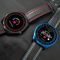 Calendar Smart Watch Men Sleep Monitor Wearable Devices Interactive Music Smart Bracelet for Android IOS Man Digital Watch