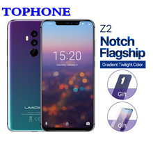 Global Version UMIDIGI Z2 Helio P23 Octa Core Android 8.1 6GB RAM 64GB ROM Mobile Phone 19:9 6.2″FHD Face ID 4G 16MP Smartphone