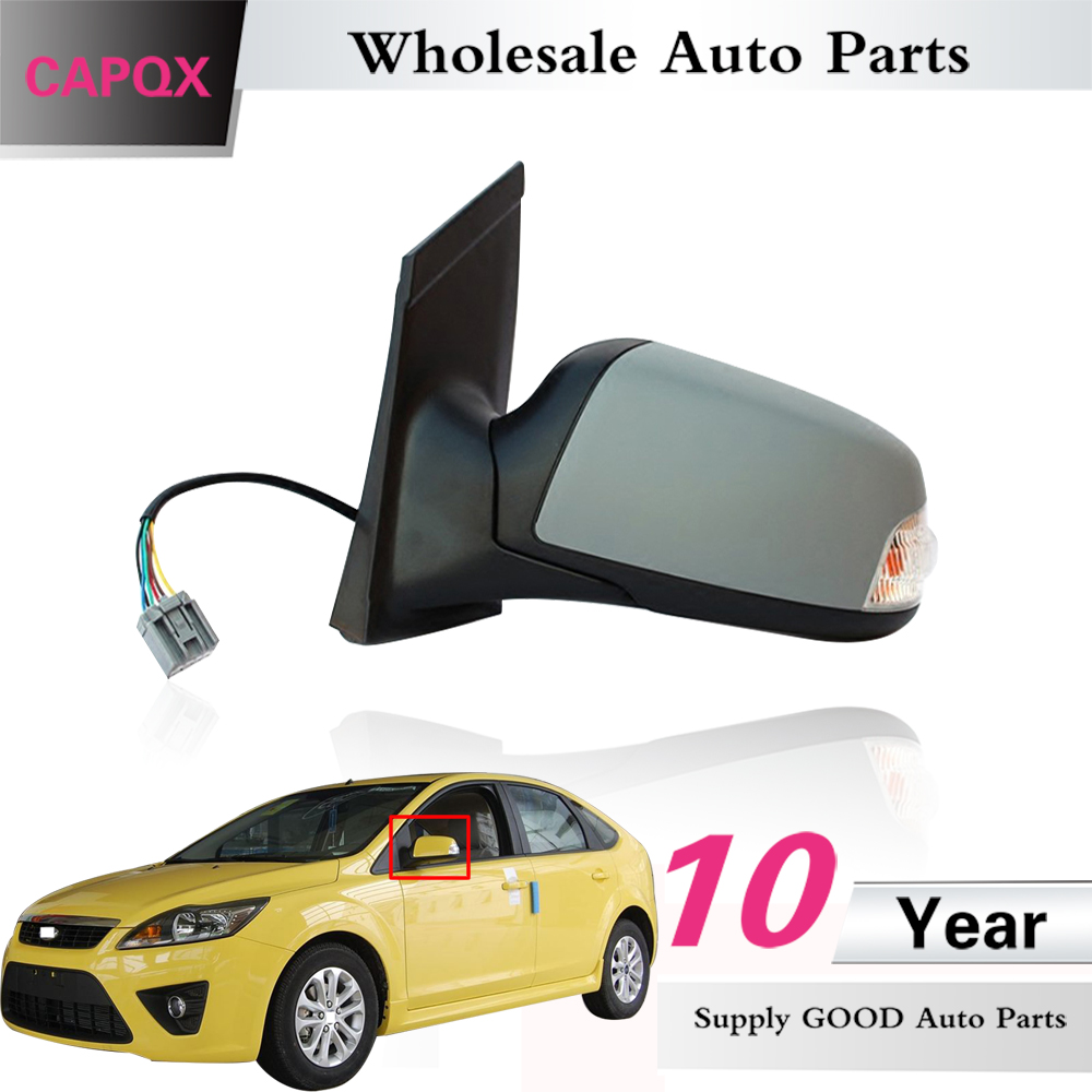 Capqx With Camera Hole For Ford Focus Mk3 2012 2017 Side Rearview
