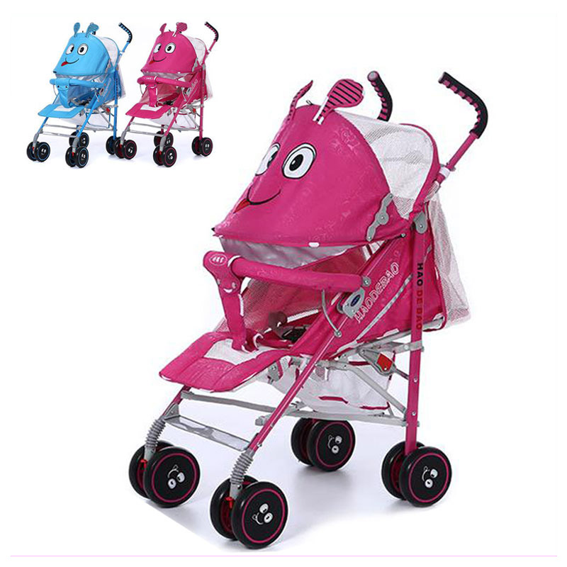 Multifunctional Portable Foldable Lightweight Cartoon Mash Baby Umbrella Cart Car Seat Stroller Pram Buggy Pushchair WholesaleMultifunctional Portable Foldable Lightweight Cartoon Mash Baby Umbrella Cart Car Seat Stroller Pram Buggy Pushchair Wholesale