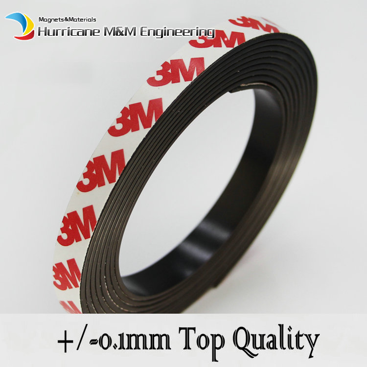 Plastic Soft Magnet Band 10x1.5 mm 10x2 mm 3M Adhesive Glue for Notice Board Teaching and home use magnet wedding decoration 80 meter plastic soft magnet for advertising teaching frige magnet width 15xthickness 6 mm for notice board toy magnet