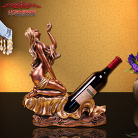 Real Time limited Home Decoration Accessories Furnishing Living Room Table Wine Beauty Resin Crafts Ornament vintage home decor