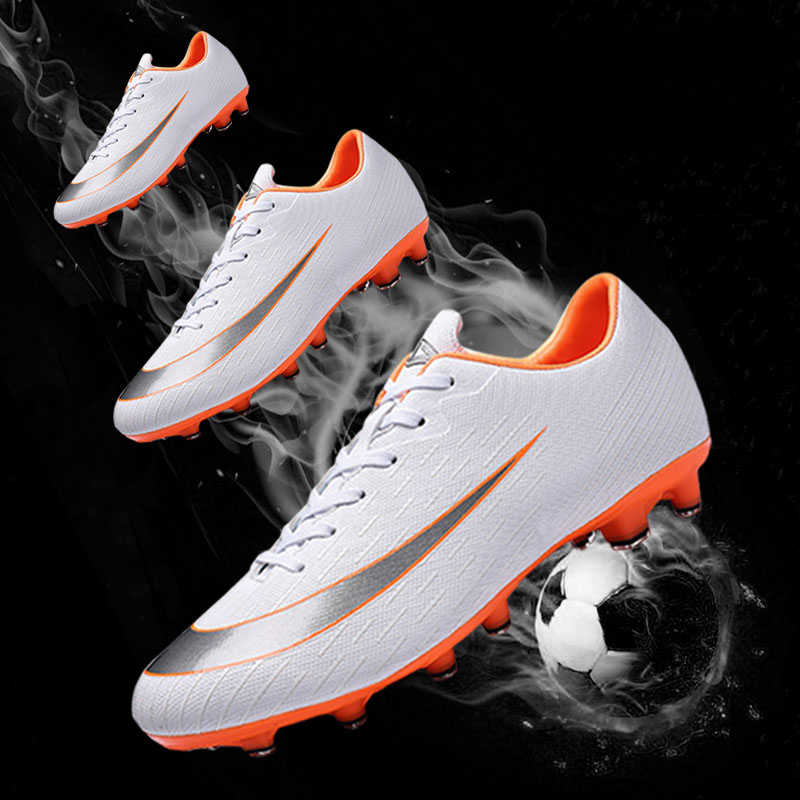 bba0ed2ec7b ... Indoor Futsal Soccer Boots Sneakers Men Cheap Soccer Cleats Original  Football with Sports for Women ...