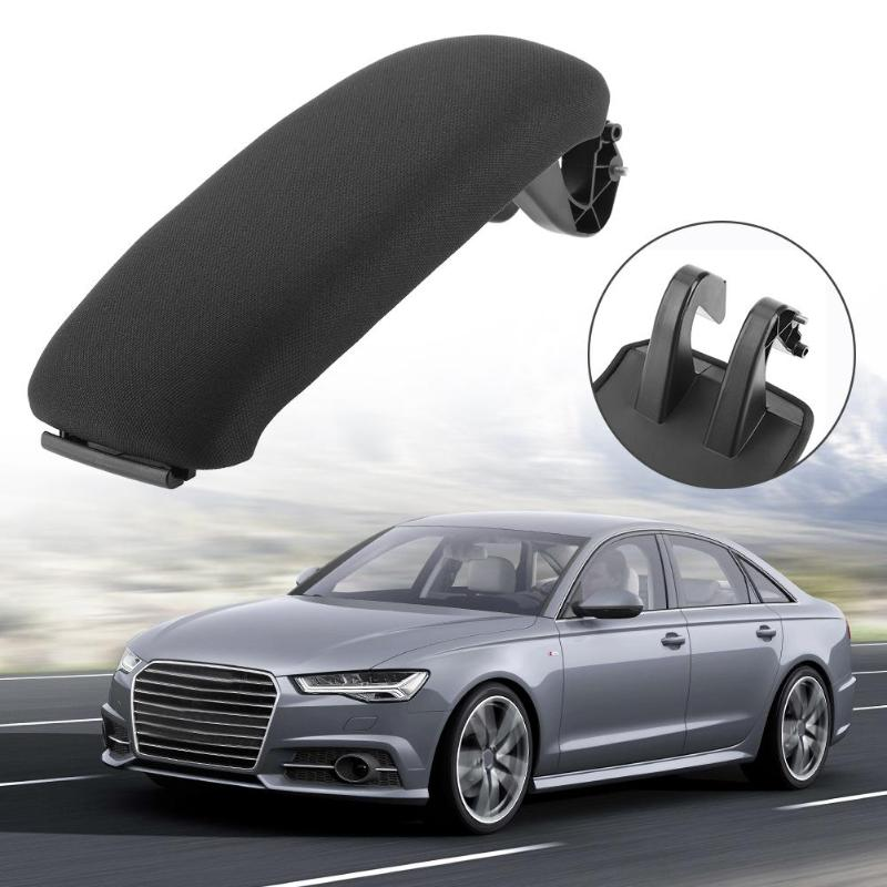 Dashing 1pcs Car Center Console Armrest Lid Cover 8p0864245p8e1 For Audi A3 8p 03-12 Armrest Seat Protective Pad Mat Car Styling Auto Replacement Parts