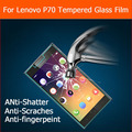 """Ultra Thin 0.33mm 2.5D Tempered Glass film for Lenovo P70 P70T 5.0"""" Anti-shatter explosion proof protector Screen Clear Lcd film"""