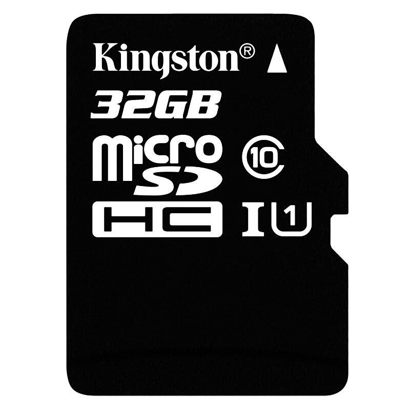 Kingston flash card Class 10 Micro SD Card 32GB Memory Card C10 SDHC SDXC TF Card