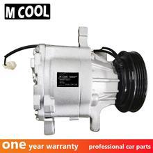 High Quality New SC06E Auto AC Compressor For Toyota Daihatsu Terios 4 Grooves 447220-6910