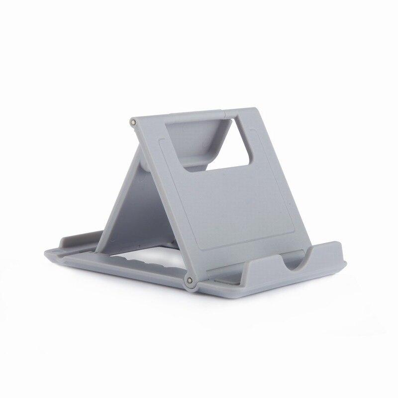 Universal folding desktop cell phone holder Tablet Stand