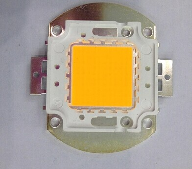 100W warm white, LED integrated lamp beads, Floodlight Lamp beads, genuine chip LED High Power