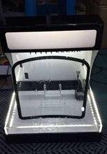 лучшая цена TPU PPF films Car paint protection film Water Repellent Performance Display Hydrophobic Test Machine With Wwindscreen MO-621