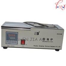 1 PC Solder Pot ZB1510B/D Affichage Numérique 600 W 150*100*70mm Tremper À Souder Machine à souder Étain Poêle