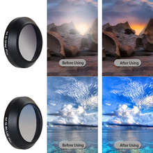 Polar Lens Filters for Dji Mavic Pro