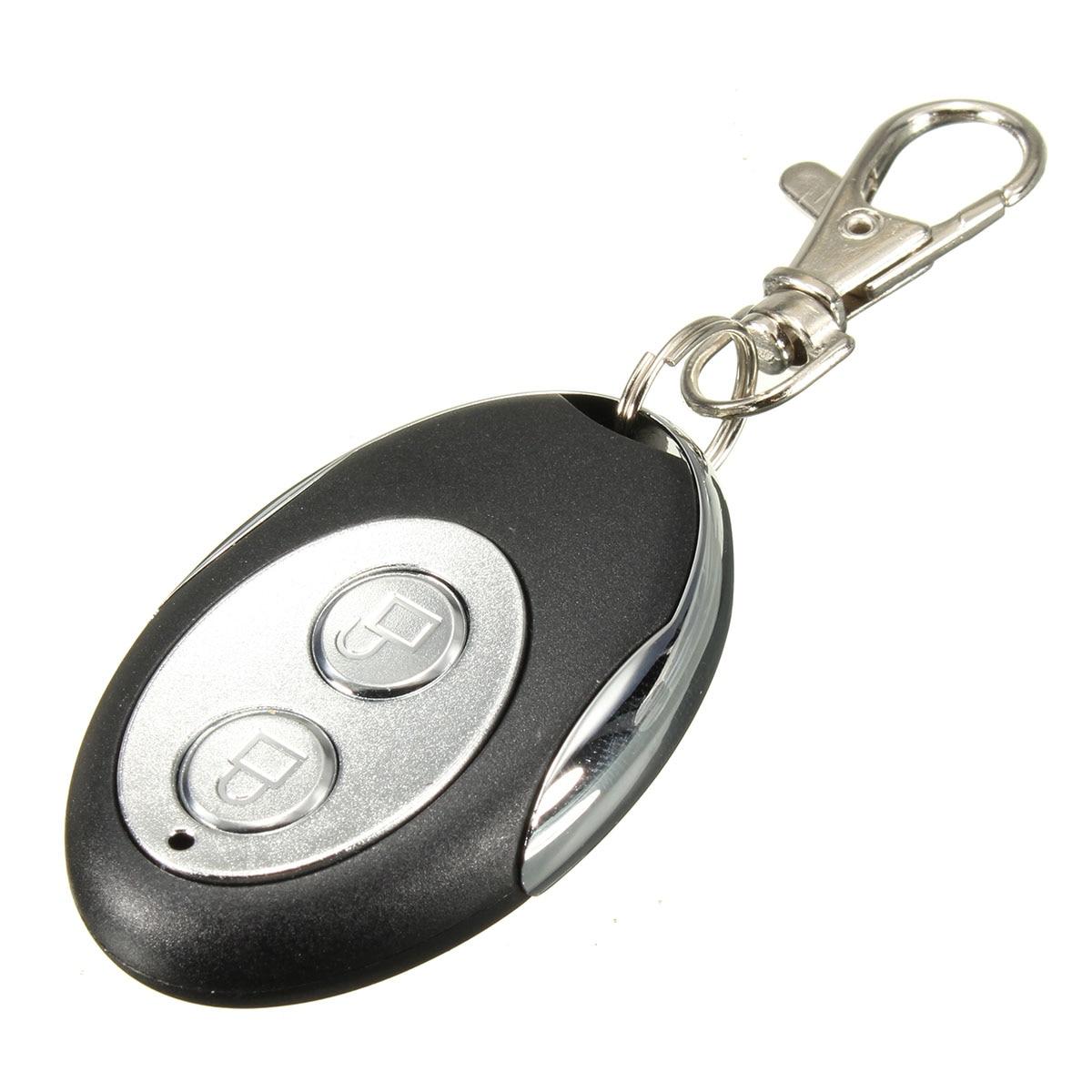 433mhz Universal 2 Button Electric Gate Garage Door Key