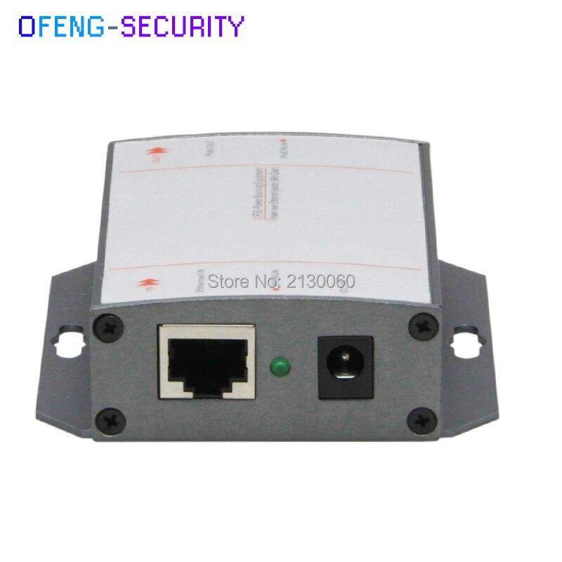 POE Injector Rj45 Poe Single Port 2x Gigabit RJ45 Ports, 1x DC Input Port(DC 12~32V).Each Port 30W,Support IEEE802.3AF/AT