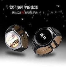 Voll Runde Smartwatch G4 pulsmesser Armband russische koreanisch arabisch bluetooth Smart watch getriebe s2 s1 KW18 U9 U8 MOTO 360