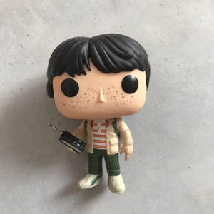 Funko Model-Toy Collectible Television Action-Figure Walkie-Talkie Secondhand Vinyl Things-Mike