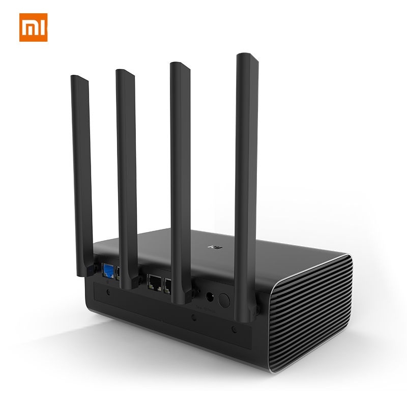 US $88 37 22% OFF|Original Xiaomi Mi WiFi Wireless Router HD/Pro 2533Mbps  2 4G/5GHz Dual Band Roteador WiFi Repeater HD 1TB 2TB 8TB English APP-in