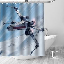 Star Wars Shower Curtains Custom Design Creative Curtain Bathroom Waterproof Polyester FabricChina