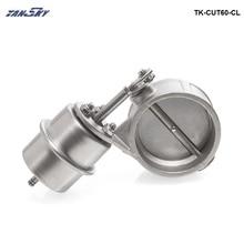 Вакуумный активированный Выпускной вырез/дампа 60 мм близкий Стиль давление: около 1 бар для FORD MUSTANG GT/SVT TK-CUT60-CL