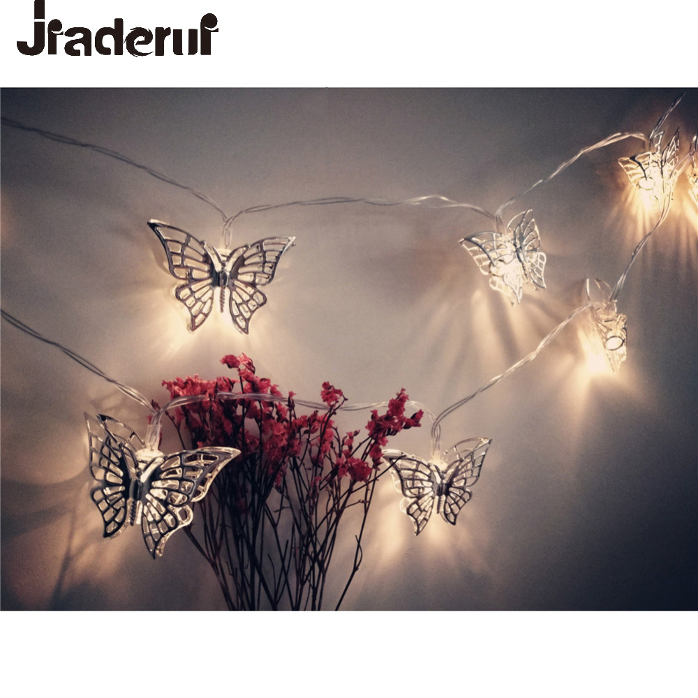 Jiaderui 10 led christmas tree decor string fairy lights - Decorating with string lights indoors ...