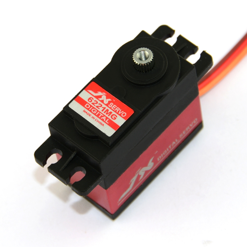 JX PDI 6221MG 20KG High Precision Metal Gear Digital Coreless Standard Servo