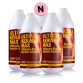 Super Cheap Wholesale Buy 5 Pcs Get 1 Free Brazilian Keratin Hair Treatment Formalin 5% 1000ml Hair Straightener Free Shipping