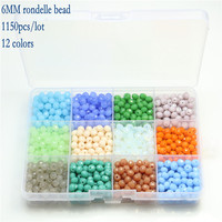 Crystal Glass Beads 2 4MM 6MM 8MM 10MM Round Rondelle Wheel Square Cube Bicone Drops Twist