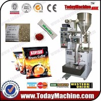 Двойной или один Слои Бумага автоматическая Регулировка уровня сахара палку упаковочная машина