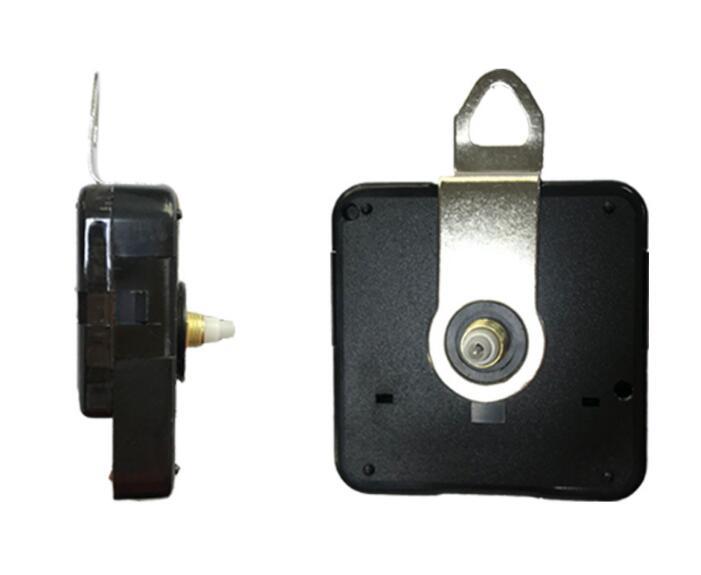 10 sets 28mm shaft Quartz Clock Movement Clock Mechanism with metal Hook DIY Repair repairment Parts Style 55 x 55 x 16 mm in Clock Parts Accessories from Home Garden
