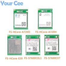 4G modülü geliştirme kurulu LTE çekirdek kurulu SIM7600CE Air720D Air720H EC20 GPS pozisyonu kablosuz modül desteği FTPS/HTTPS /DNS