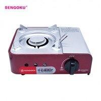 Japan cassette furnace thousand stone mini cassette furnace portable barbecue stove wild stove gas stove gas stove