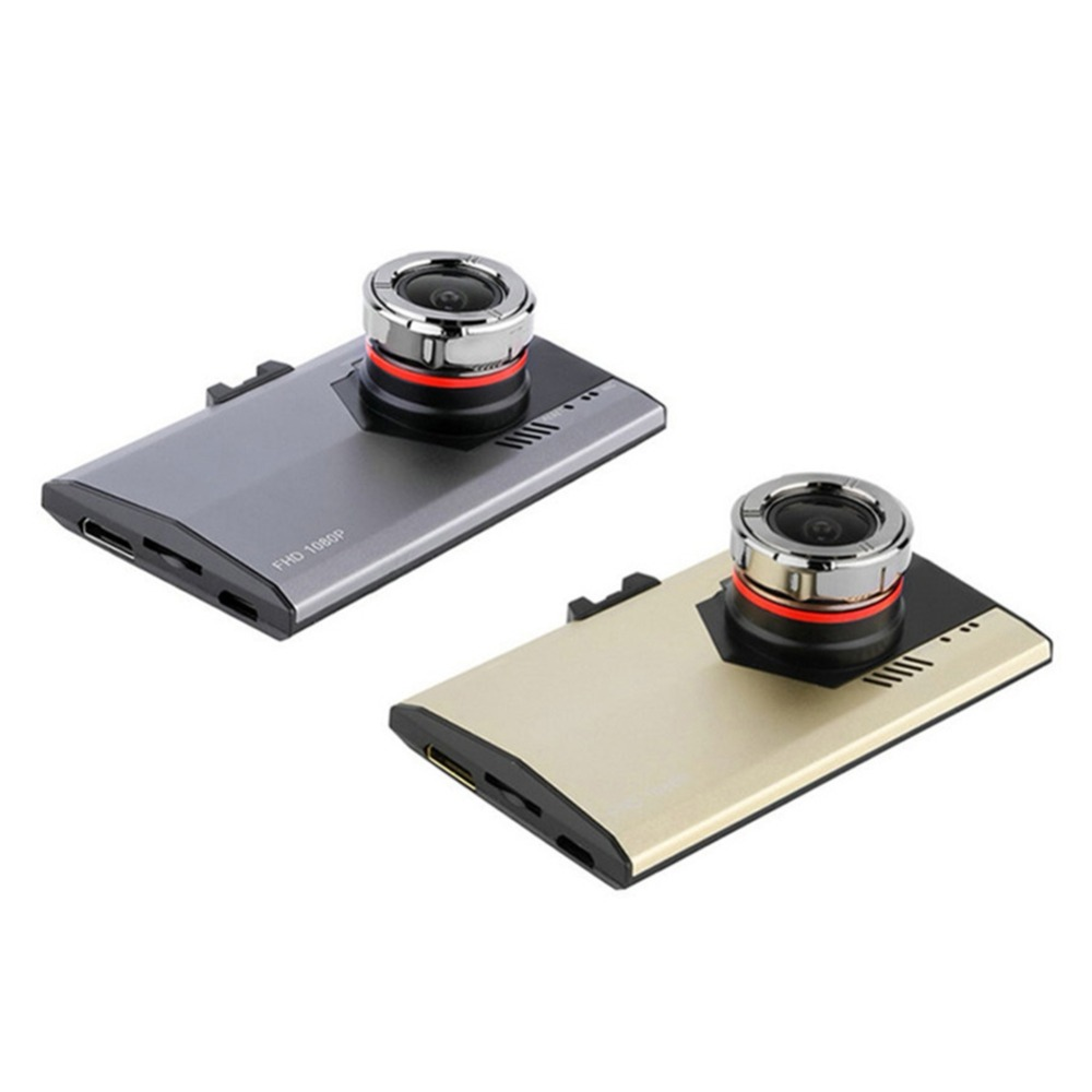 3.0  Full HD Night Vision 1080P Ultra-thin Car Camera Built-in Video Camera 500 Mega Pixel DVR Microphone Dash Cam